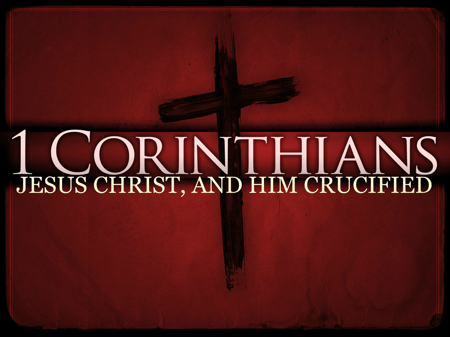 Crucified With Christ - AllAboutFollowingJesus.org