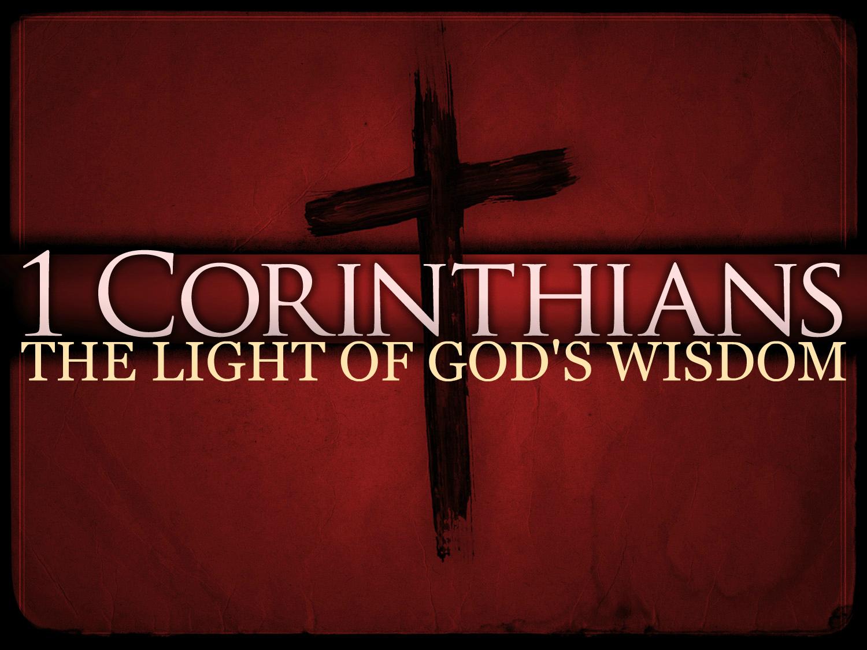 The Light of God's Wisdom | UPC of Warsaw CLC
